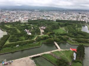 函館五稜郭